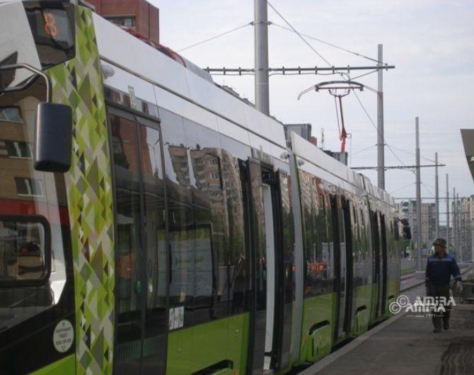 Линия скоростного трамвая