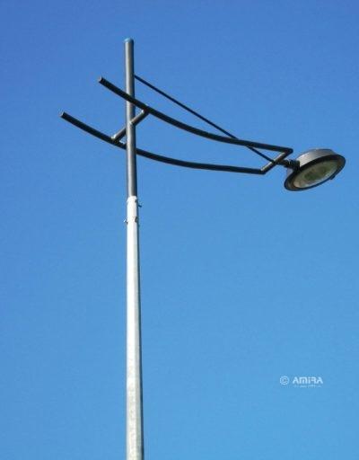 Кронштейны для установки консольных светильников