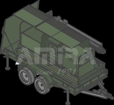 Мобильная многофункциональная установка «АВАРИЙКА»