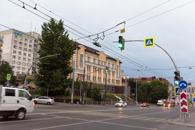 Стойка светофорная ОГКЛИ-7,5-6,0
