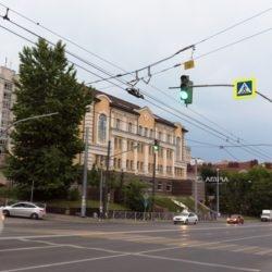 Светофор в Казани