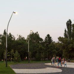 Фестивальный бульвар, Казань