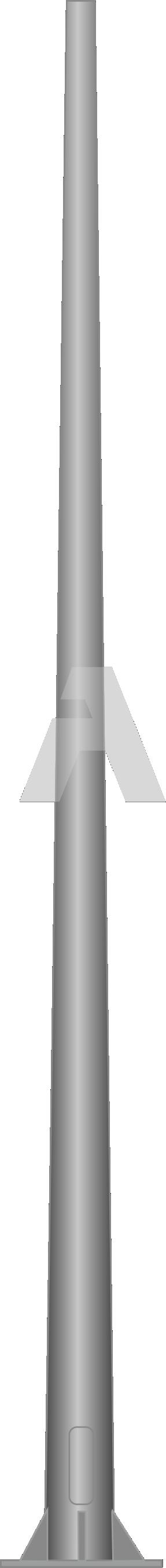 Опоры круглоконические силовые контактной сети (ОКККС)