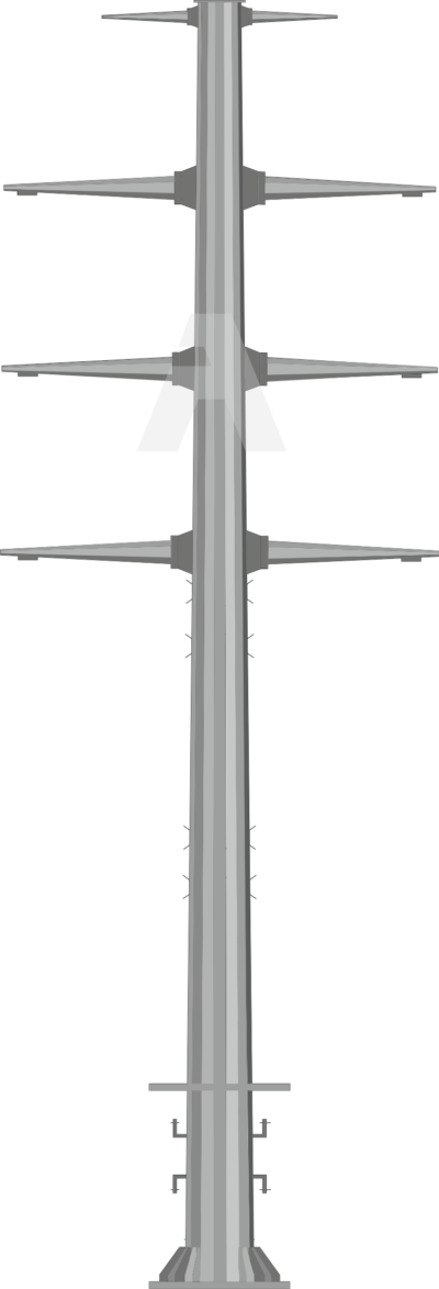 Опоры воздушных линий (ВЛ)