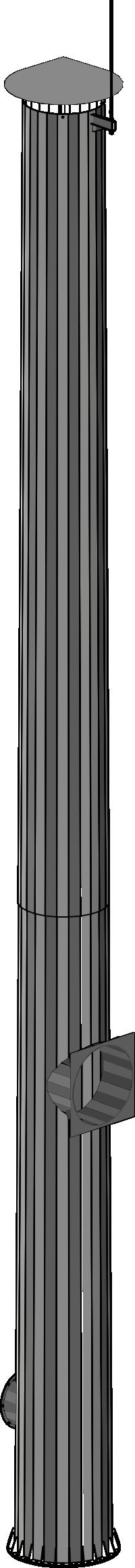 Воздухозаборная труба (ВТ)