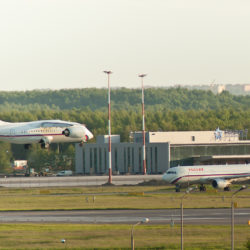 Международный аэропорт Пулково, Санкт-Петербург