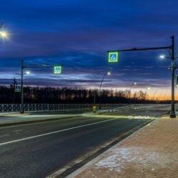 амира-опоры оккли и оксг в Иваново-западный обход