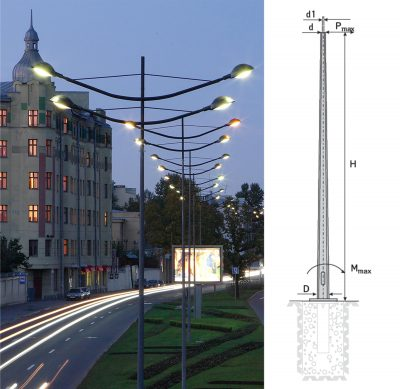 Эксклюзивный световой комплекс (ЭСК)