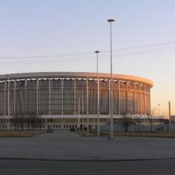 Спортивно-концертный комплекс СПб