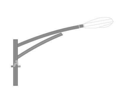 К11 — кронштейн консольный