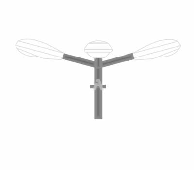 К22 — кронштейн консольный