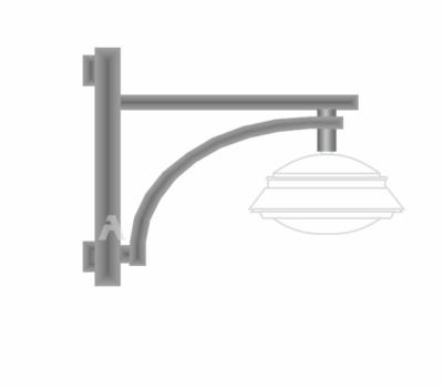 К42 — кронштейн подвесной