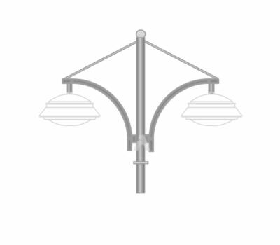К46 — кронштейн подвесной
