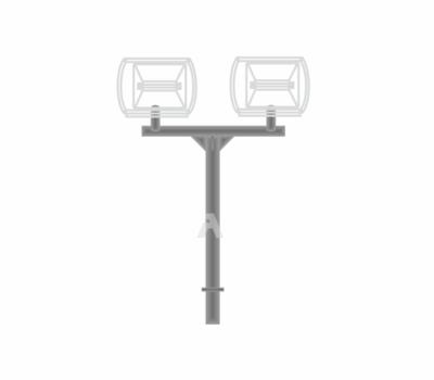 К65 — кронштейн для прожекторов