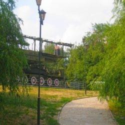 садово-парковое освещение амира_парк победы москва